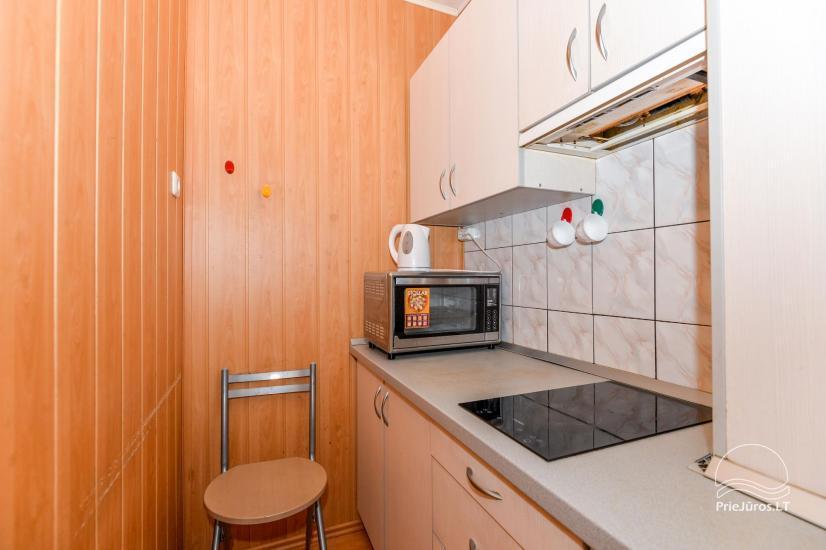 Mieszkanie dwupokojowe do wynajęcia w Juodkrante, Curonian Spit, Litwa - 4