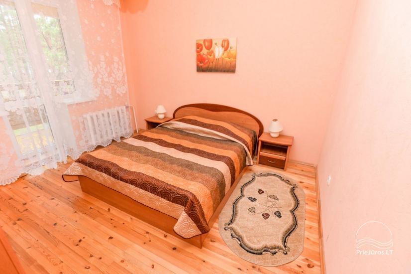 Pokoje do wynajęcia w Kunigiskiai, Litwa. Zaledwie 100 metrów do morza! - 7