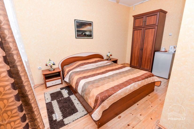 Pokoje do wynajęcia w Kunigiskiai, Litwa. Zaledwie 100 metrów do morza! - 10