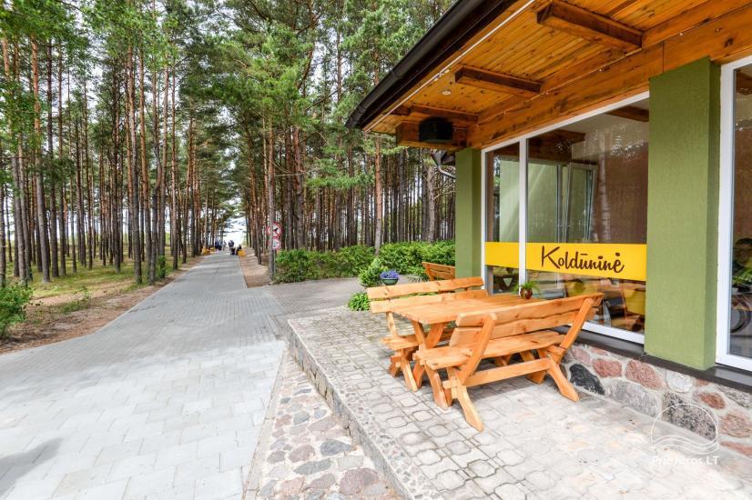 Pokoje do wynajęcia w Kunigiskiai, Litwa. Zaledwie 100 metrów do morza! - 2