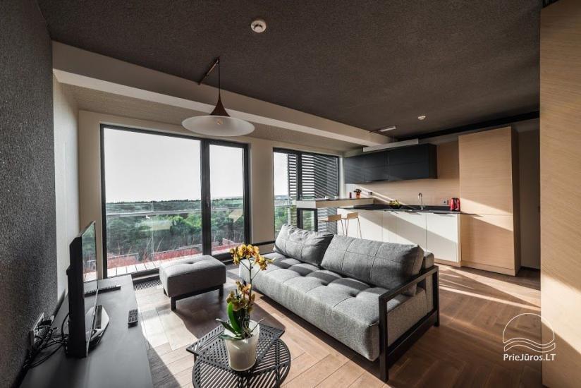 Apartament w Połądze z widokiem na morze - 4