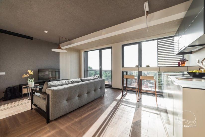 Apartament w Połądze z widokiem na morze - 8