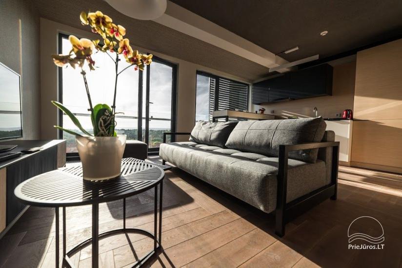 Apartament w Połądze z widokiem na morze - 14