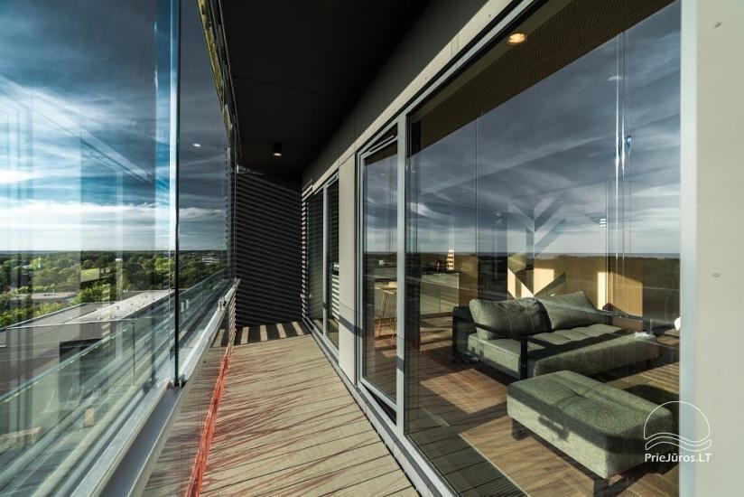 Apartament w Połądze z widokiem na morze - 16
