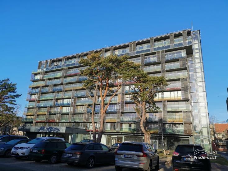 Apartament w Połądze z widokiem na morze - 19