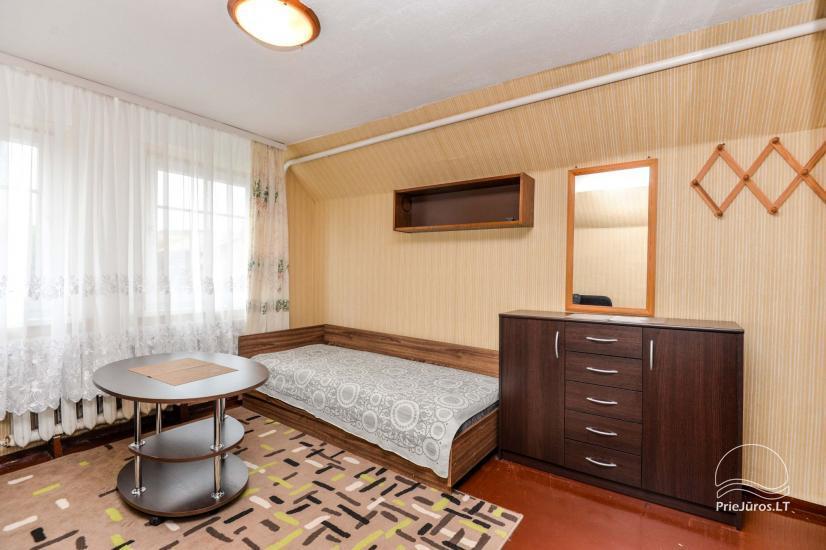 4 Zimmer Ferienhaus in Nida, Kurische Nehrung, Litauen - 11