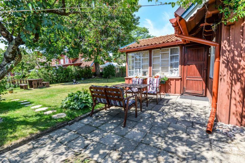 4 Zimmer Ferienhaus in Nida, Kurische Nehrung, Litauen - 3