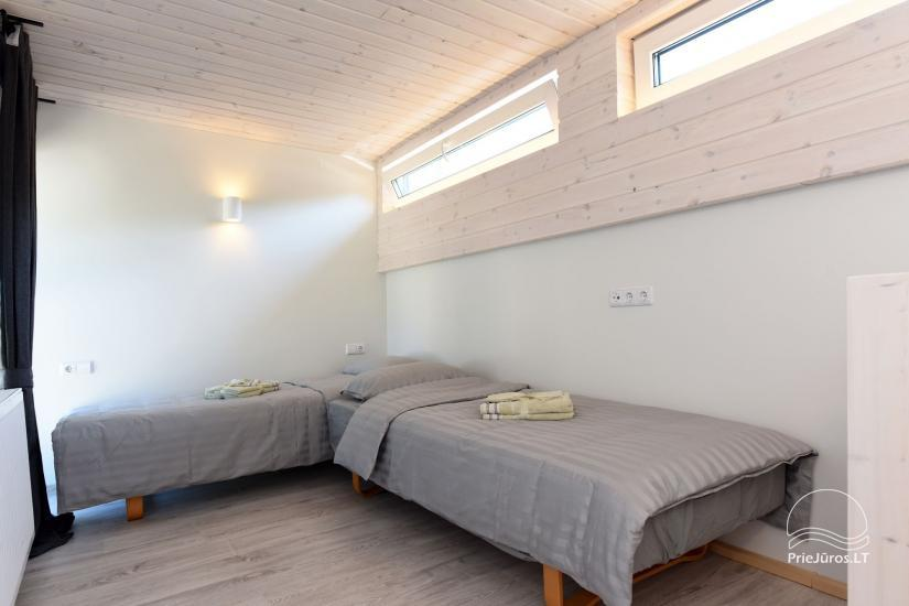 Domy wakacyjne do wynajęcia w Kunigiskes - 10