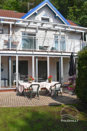 Villa Violeta i Villa Aušra w Juodkrante, Curonian Spit, Litwa - 2