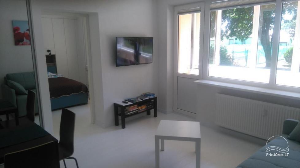 Studio White - 2 pokoje do wynajęcia w Połądze - 4