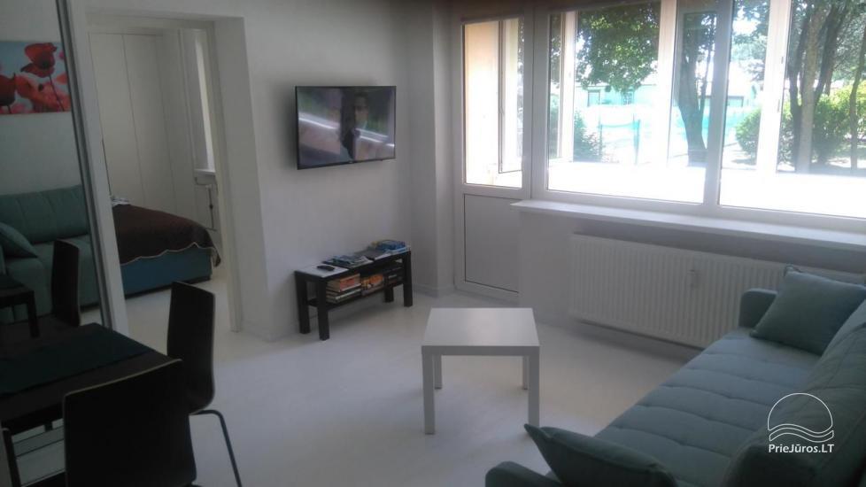 Studio White - 2 pokoje do wynajęcia w Połądze - 13