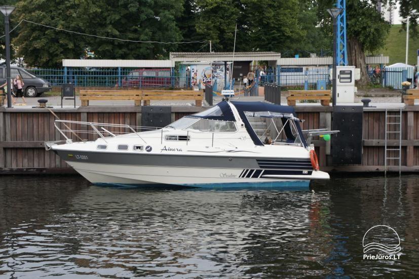 Prędkość łodzi do wynajęcia dla rozrywki - 1
