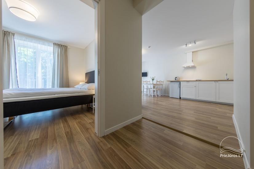 Mieszkanie do wynajęcia w Połądze, przy ulicy Liepu - 8