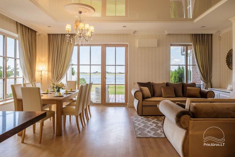Smėlynas Klaipėda Lake House - luksusowe apartamenty nad brzegiem jeziora w Kłajpedzie - 1