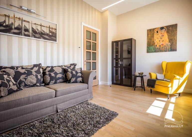 Luksusowy wynajem mieszkania w Kłajpedzie SMELYNAS Klaipeda house - 6