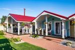 Nowe domy wakacyjne ze wszystkimi udogodnieniami do wynajęcia w Sventoji. Miejsce odpoczynku Svyturys - 4