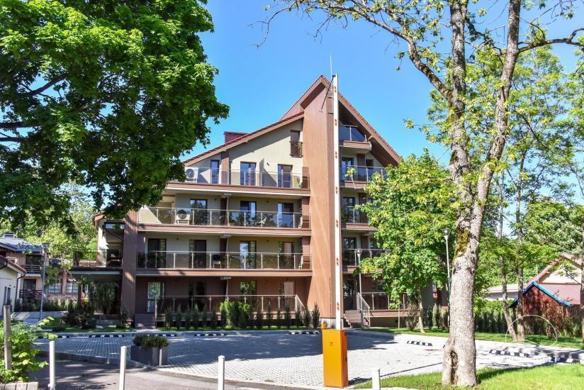 Mieszkania do wynajęcia w Juodkrante, Curonian Spit, Litwa - 1