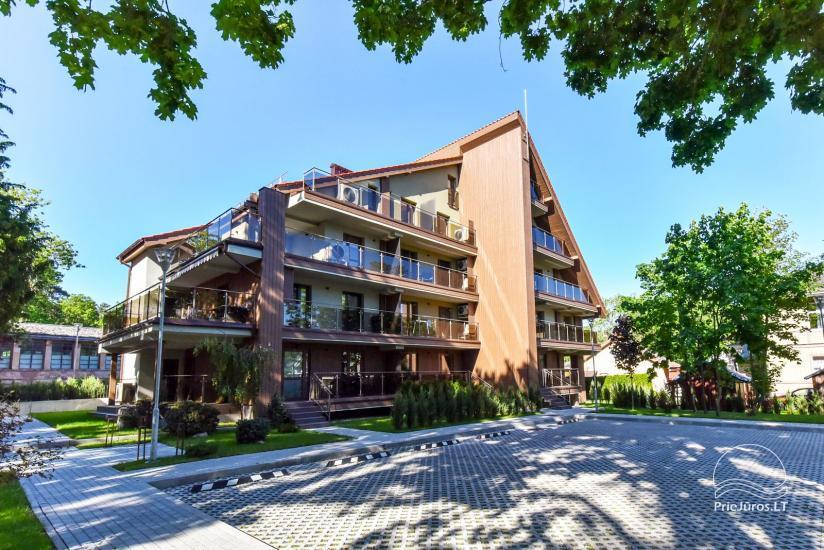 Mieszkania do wynajęcia w Juodkrante, Curonian Spit, Litwa - 2