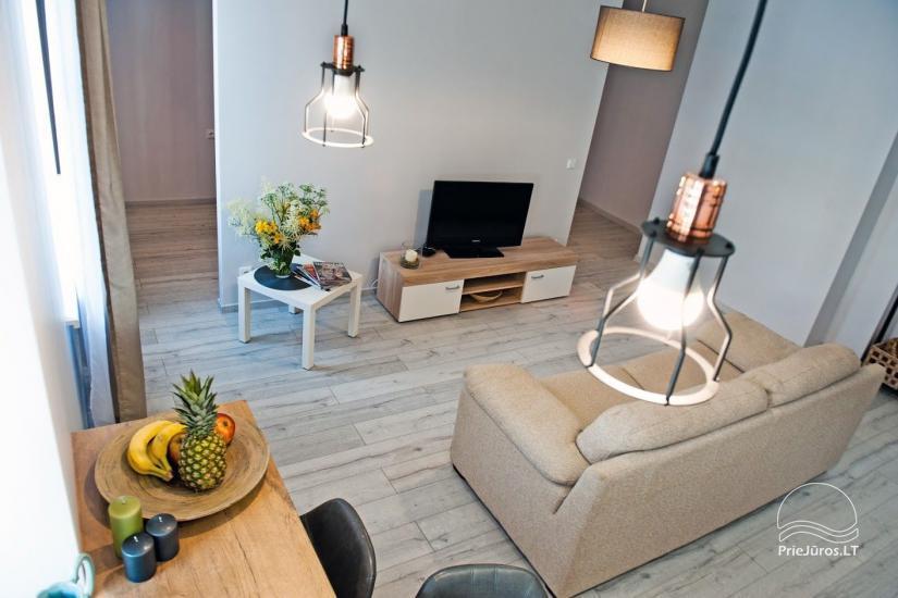 Mieszkania do wynajęcia w Kłajpedzie na Litwie - 1