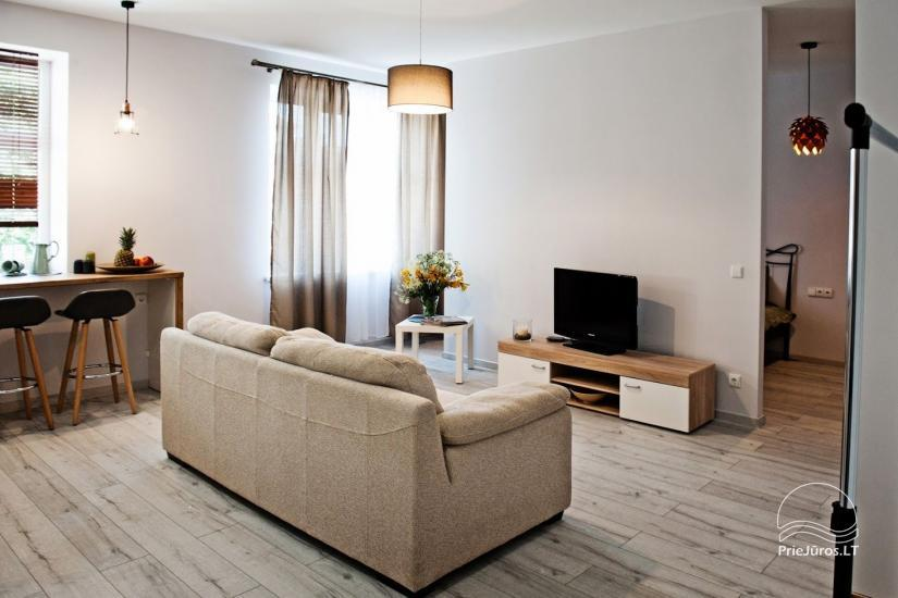 Mieszkania do wynajęcia w Kłajpedzie na Litwie - 2