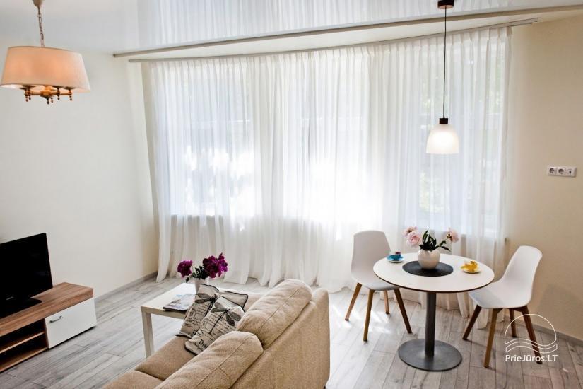 Mieszkania do wynajęcia w Kłajpedzie na Litwie - 11