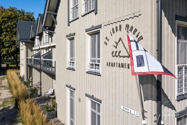 Apartament do wynajęcia w pobliżu Zalewu Kurońskiego