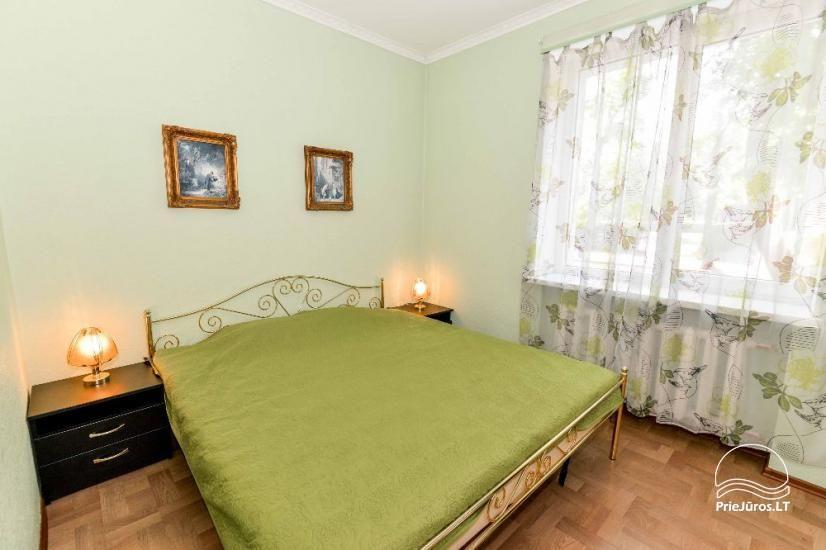 Krótkoterminowy wynajem mieszkania w Kłajpedzie na Litwie - 4