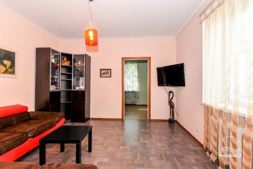 Krótkoterminowy wynajem mieszkania w Kłajpedzie na Litwie - 2