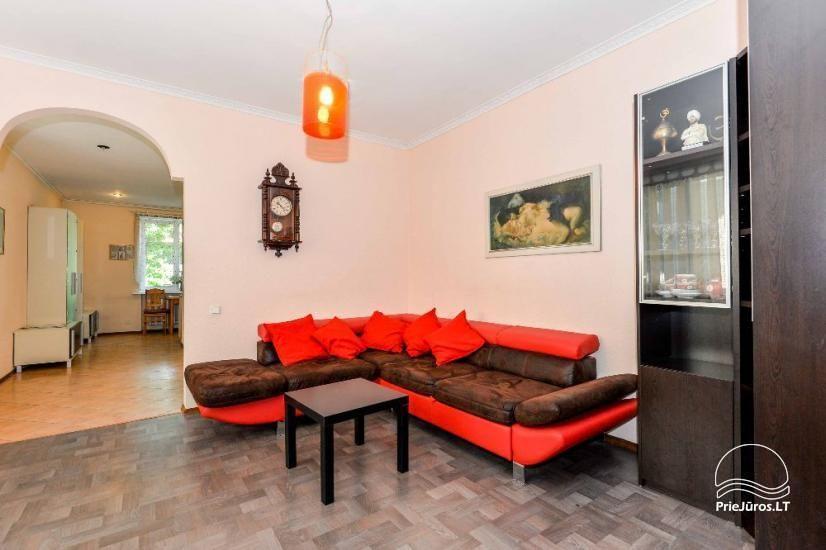 Krótkoterminowy wynajem mieszkania w Kłajpedzie na Litwie - 3