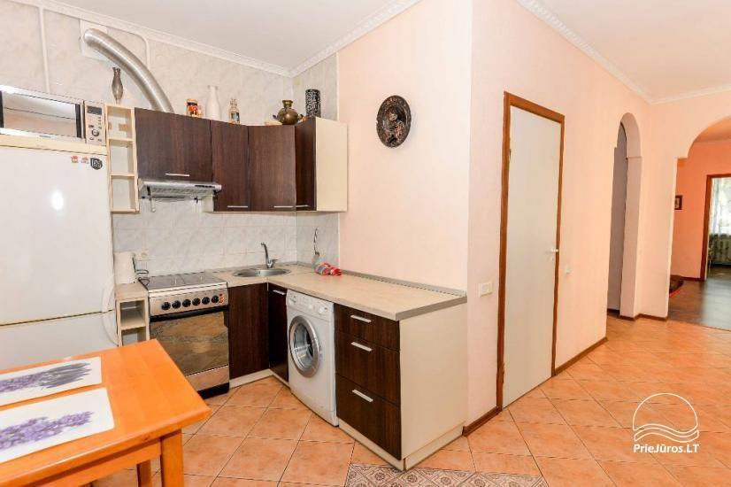 Krótkoterminowy wynajem mieszkania w Kłajpedzie na Litwie - 6