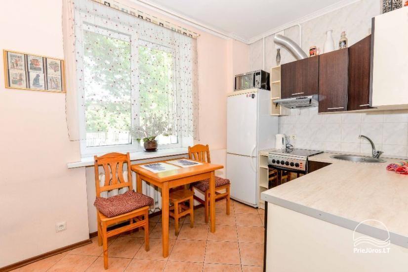 Krótkoterminowy wynajem mieszkania w Kłajpedzie na Litwie - 7