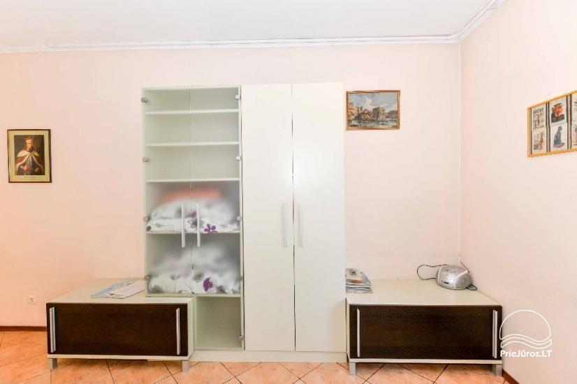 Krótkoterminowy wynajem mieszkania w Kłajpedzie na Litwie - 8