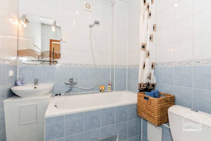 Krótkoterminowy wynajem mieszkania w Kłajpedzie na Litwie - 9