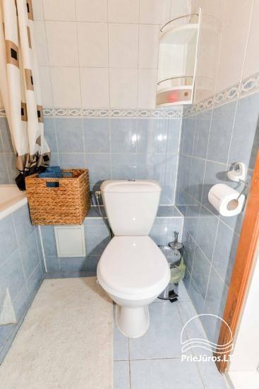 Krótkoterminowy wynajem mieszkania w Kłajpedzie na Litwie - 10