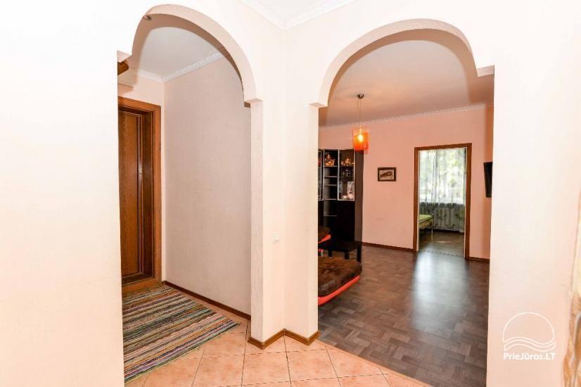 Krótkoterminowy wynajem mieszkania w Kłajpedzie na Litwie - 11