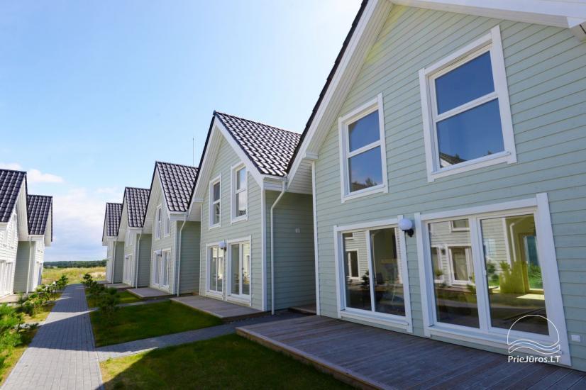 Nowy dom do wynajęcia 100 m do wydm nad morzem - 5