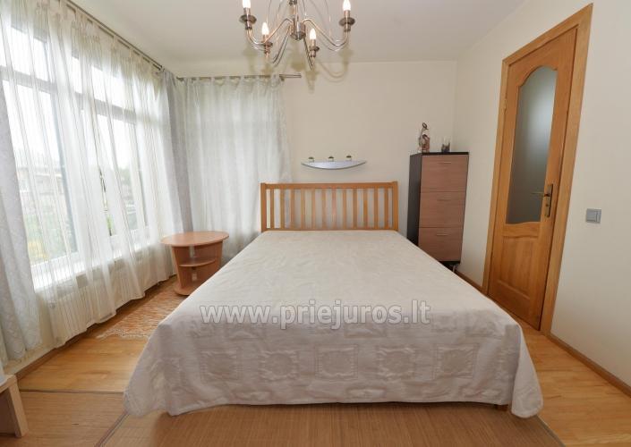 Apartamenty i pokoje do wynajęcia w prywatnym domu w Połądze - 5