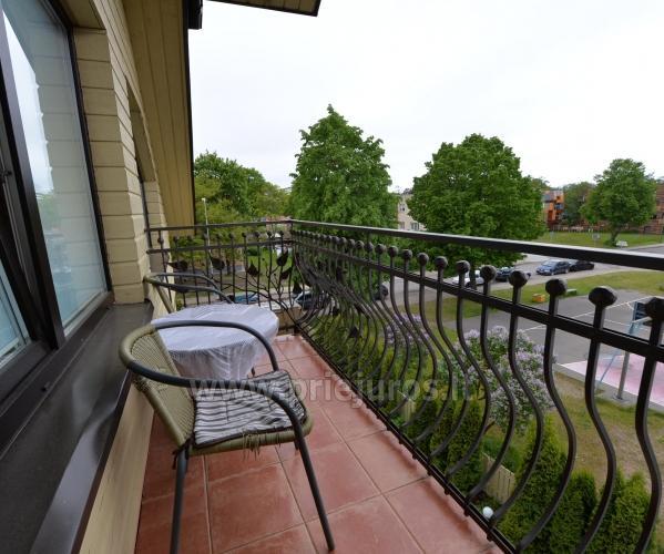 Apartamenty i pokoje do wynajęcia w prywatnym domu w Połądze - 9