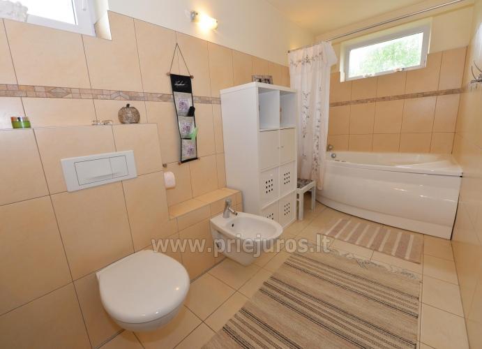 Apartamenty i pokoje do wynajęcia w prywatnym domu w Połądze - 11