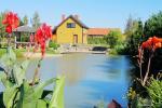 Dobry odpoczynek w pobliżu Połągi - domek z sauną