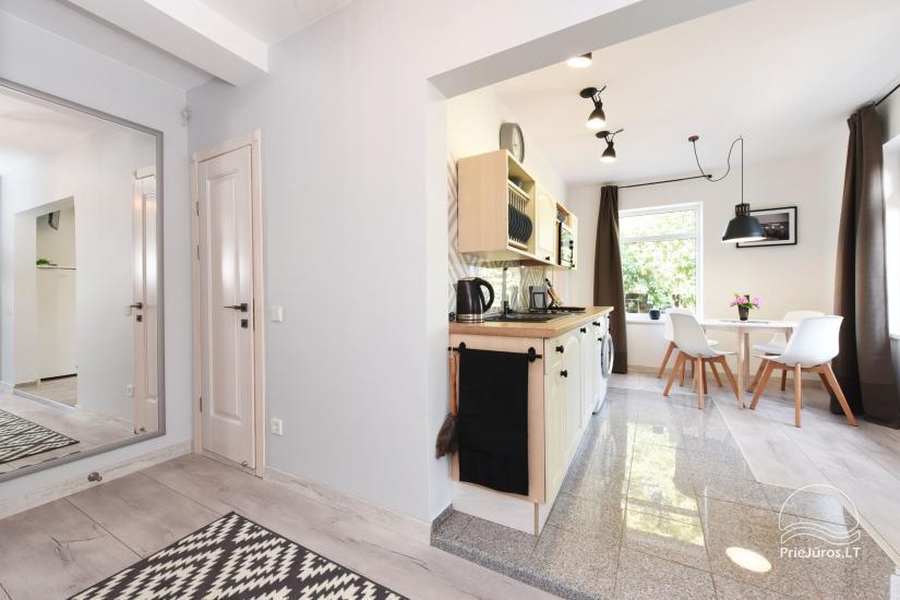 Mieszkania - apartamenty w centrum Połągi Old Station i SEA - 3