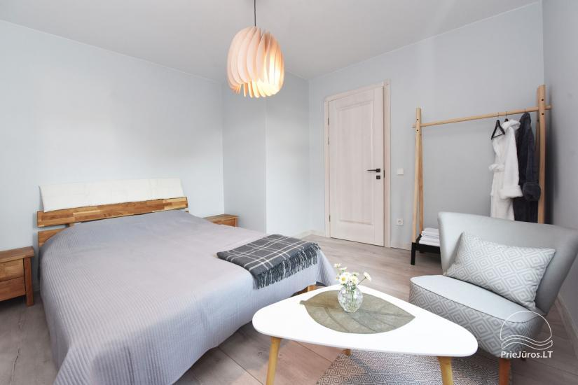 Mieszkania - apartamenty w centrum Połągi Old Station i SEA - 8