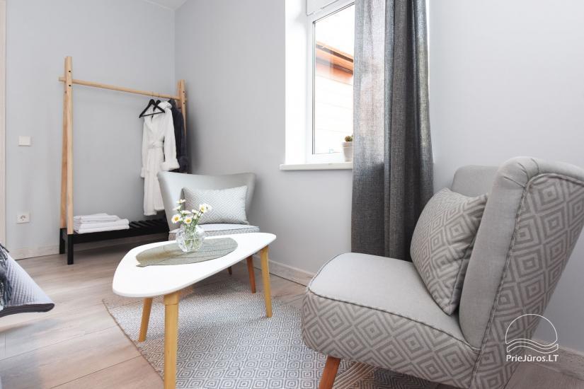 Mieszkania - apartamenty w centrum Połągi Old Station i SEA - 10