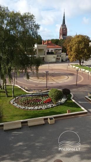 Pokoje do wynajęcia w centrum przy fontannie - 1