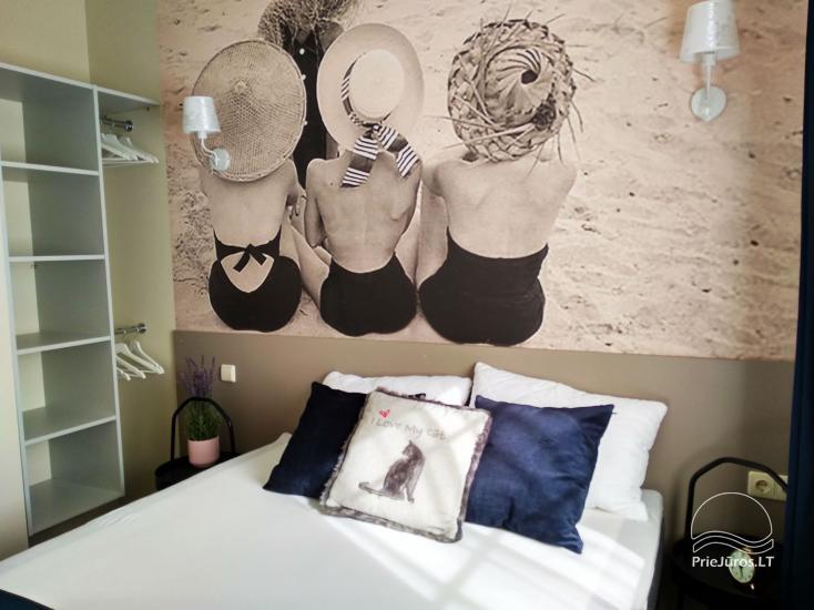 Wakacje w Połądze nad Bałtykiem – apartamenty i pokoje Palanga INN - 11