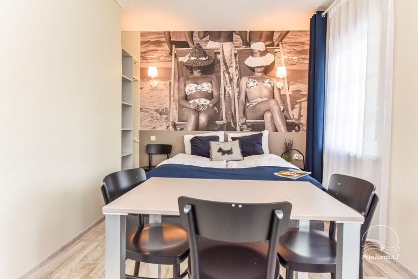 Wakacje w Połądze nad Bałtykiem – apartamenty i pokoje Palanga INN - 7