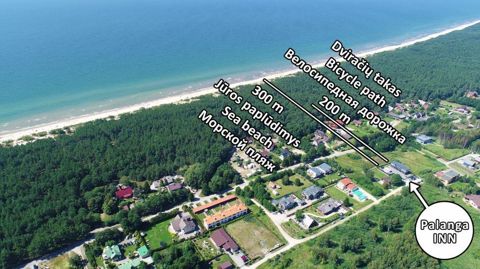 Wakacje w Połądze nad Bałtykiem – apartamenty i pokoje Palanga INN - 3