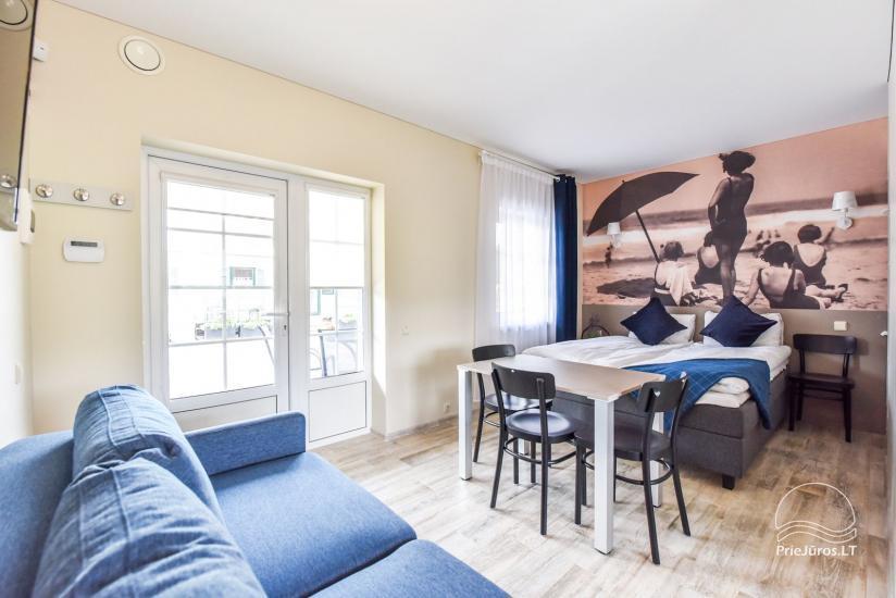 Wakacje w Połądze nad Bałtykiem – apartamenty i pokoje Palanga INN - 9
