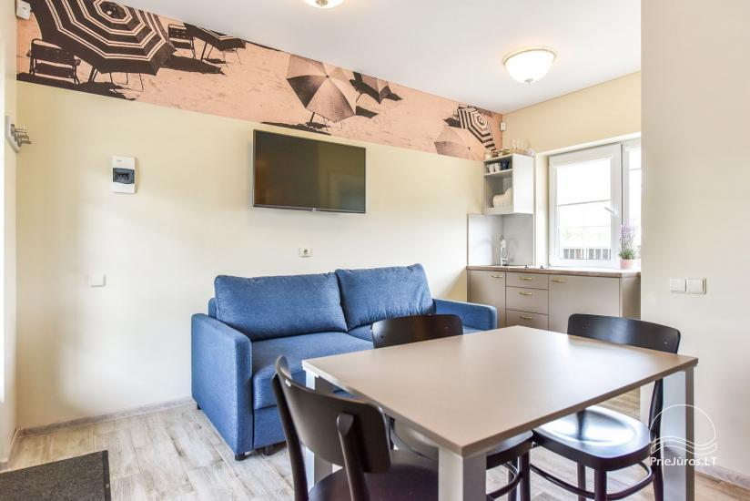 Wakacje w Połądze nad Bałtykiem – apartamenty i pokoje Palanga INN - 8