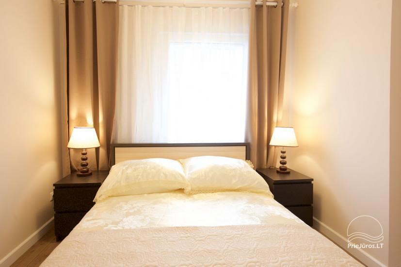 Seaside apartments w Połądze - 15